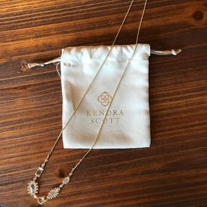 Kendra Scott June long necklace